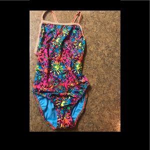 🐬Dolphin ugly  one piece swim  suit  🐬